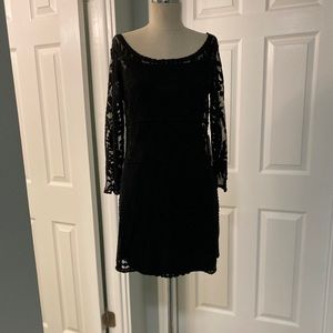 NWT Black EXPRESS Dress Size Small S/P